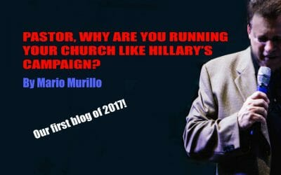 Pastor, Why are you running your church like Hillary's  campaign