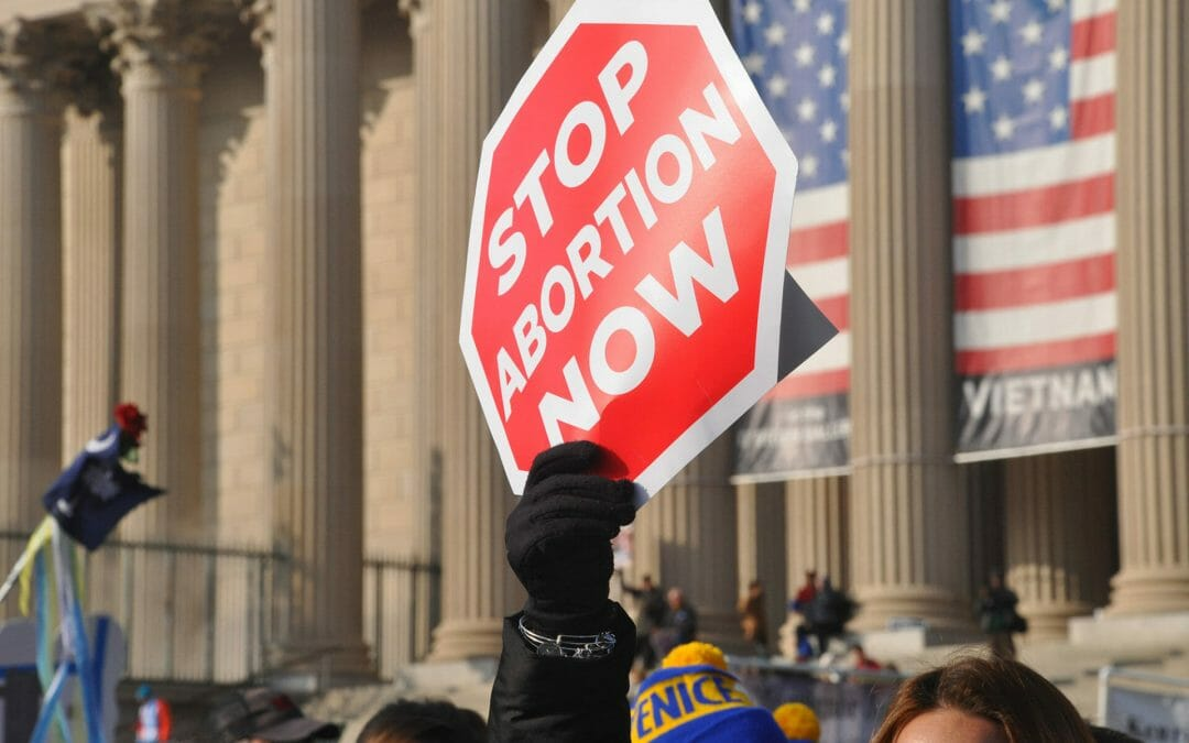THE LEFT: DESTROY THE STATES THAT ARE ANTI-ABORTION